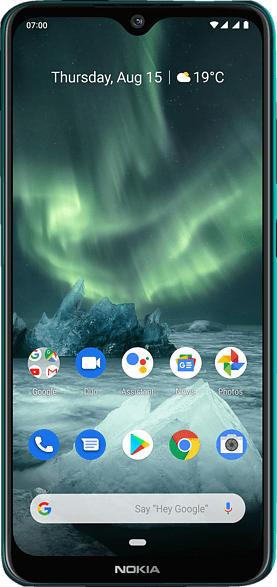 NOKIA 7.2 DS 64 GB Green Dual SIM