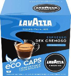 LAVAZZA 8973 A Modo Mio ECO Espresso DEK Cremoso Kaffeekapseln (Espresso)