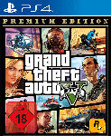 MediaMarkt Grand Theft Auto V - Premium Edition [PlayStation 4]