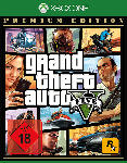 MediaMarkt Grand Theft Auto V - Premium Edition [Xbox One]