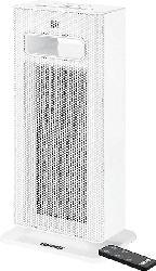 UNOLD Compact weiss 86140 Heizlüfter Weiß (2000 Watt)