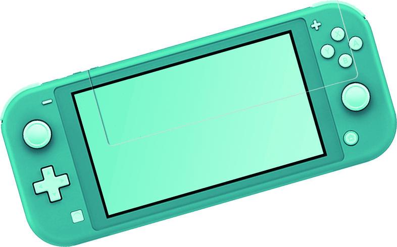 ISY IC-5012 Schutzglas geeignet für Nintendo Swich Lite TM, Transparent