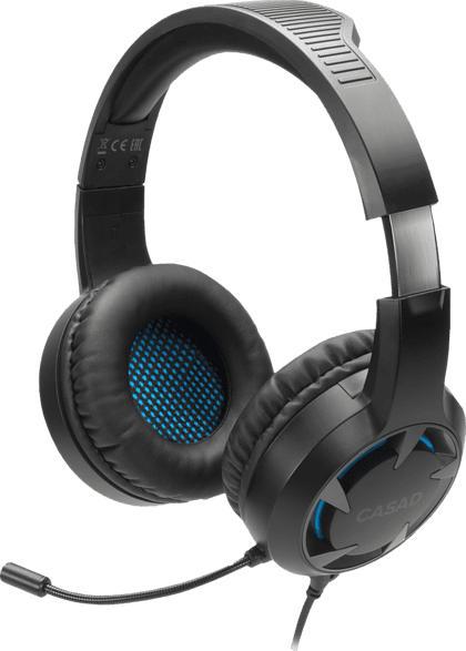 SPEEDLINK CASAD Gaming Headset, Schwarz