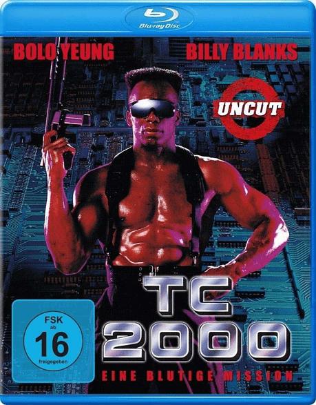 TC 2000 (Blu-ray) [Blu-ray]
