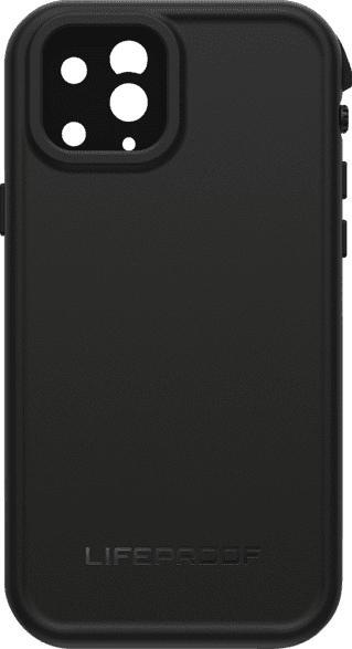 LIFEPROOF Fre , Full Cover, Apple, iPhone 11 Pro, Polycarbonat, Schwarz