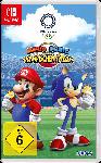Media Markt Mario & Sonic bei den Olympischen Spielen: Tokyo 2020 [Nintendo Switch]