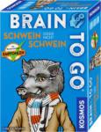 MediaMarkt KOSMOS Brain to go - Schwein oder nicht Schwein Spiel