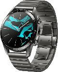 Media Markt HUAWEI  Watch GT 2 46mm Smartwatch, Metall, 140-210 mm, Titan