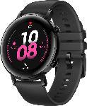 Media Markt HUAWEI  Watch GT 2 42mm Sport Smartwatch, Fluorkautschuk, 130-200 mm, Schwarz
