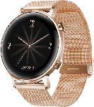 Media Markt HUAWEI  Watch GT 2 42mm Elegant Smartwatch, Metall, 130-200 mm, Roségold