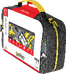 Media Markt PDP LLC Konsolen-Tasche Elite Pikachu für Nintendo Switch Tasche für Nintendo Switch, Schwarz