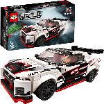 MediaMarkt LEGO 76896 Nissan GT-R NISMO Bausatz, Mehrfarbig