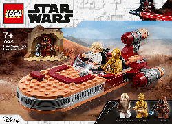 LEGO 75271 Luke Skywalkers Landspeeder™ Bausatz, Mehrfarbig