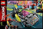 MediaMarkt LEGO 71710 Ninja-Tuning-Fahrzeug Spielset, Mehrfarbig