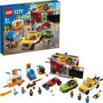 Media Markt Ingolstadt LEGO 60258 Tuning-Werkstatt Spielset, Mehrfarbig