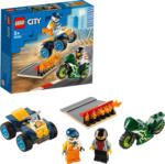 Media Markt Ingolstadt LEGO 60255 Stunt-Team Bausatz, Mehrfarbig