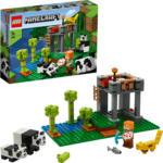 MediaMarkt LEGO 21158 Der Panda-Kindergarten Bausatz, Mehrfarbig