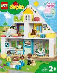 Media Markt LEGO 10929 Unser Wohnhaus Bausatz, Mehrfarbig