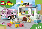 Media Markt LEGO 10928 Tortenbäckerei Bausatz, Mehrfarbig