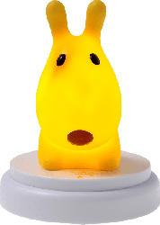 ALECTO Innocent Dog LED-Nachtlicht Gelb
