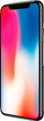 B-WARE (*) APPLE iPhone X Smartphone, Space Grey