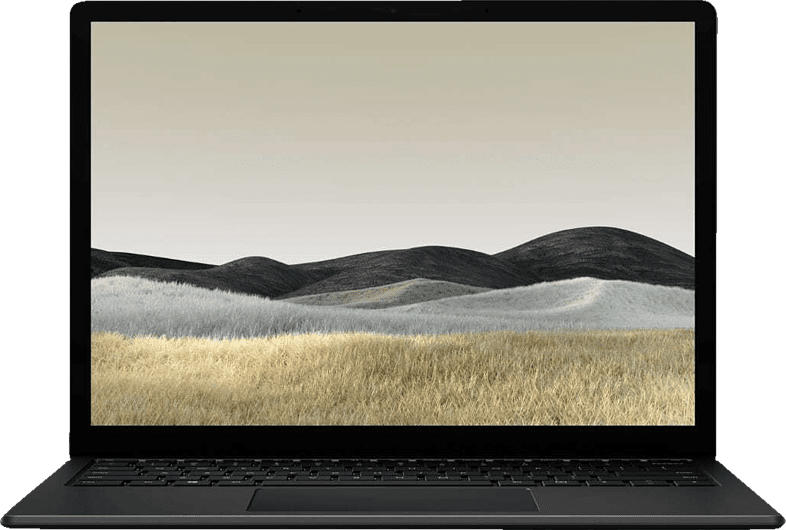 MICROSOFT Surface Laptop 3, Notebook mit 13.5 Zoll Display, Core™ i5 Prozessor, 8 GB RAM, 256 GB SSD, Intel® Iris™ Plus Grafik, Matte Black