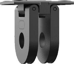 GOPRO 3661-230, Befestigungsösen, Schwarz, passend für GoPro HERO8 Black