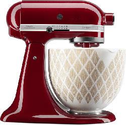 KITCHENAID 5KSM156GCEGD Artisan Küchenmaschine Grenadine 300 Watt
