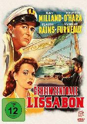 Geheimzentrale Lissabon (n) [DVD]