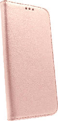 AGM 29262 Bookcover LG K20 Kunstleder, Thermoplastisches Polyurethan  Rosegold