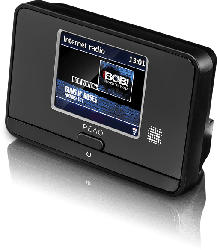 PEAQ PDR10BT-B Digitalradio (Schwarz)