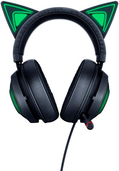 RAZER Kraken Kitty Edition Gaming Headset Schwarz