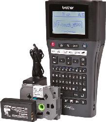 BROTHER PT-H500LI Beschriftungsgerät, Schwarz