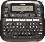 Media Markt BROTHER P-Touch D210VP Beschriftungsgerät, Schwarz
