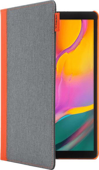 GECKO Easy-Click Tablethülle, Bookcover, Orange