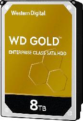 WD Gold™ Festplatte, 8 TB HDD, 3.5 Zoll, intern