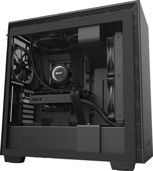 NZXT H710 PC Gehäuse, Schwarz