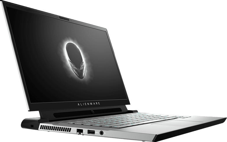 DELL m15 R2, Notebook mit 15.6 Zoll Display, Core™ i7 Prozessor, 16 GB RAM, 512 GB SSD, Intel® UHD-Grafik 630, Schwarz/Weiß