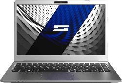 XMG Schenker SLIM 14 - L19yzy, Notebook mit 14 Zoll Display, Core™ i5 Prozessor, 16 GB RAM, 500 GB SSD, UHD Graphics 620, Grau