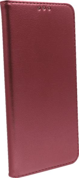 AGM 29543 Bookcover Xiaomi Redmi Note 8 Pro Obermaterial Kunstleder, Thermoplastisches Polyurethan  Burgund