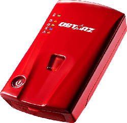 QSTARZ BL-1000GT Tragbarer Bluetooth 4.0 GPS Racing Recorder PKW, Motorrad, Sport