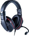 MediaMarkt BIGBEN GAMING-HEADSET FÜR SWITCH Gaming Headset, Schwarz/Rot