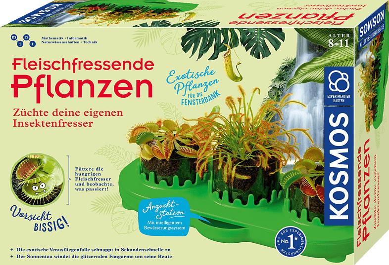 KOSMOS Fleischfressende Pflanzen Experimentierkasten, Mehrfarbig