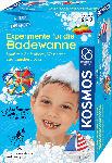 MediaMarkt KOSMOS Experimente für die Badewanne Experimentierkasten, Mehrfarbig
