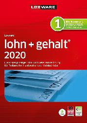Lexware lohn+gehalt 2020 Jahresversion (365-Tage)
