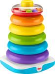 Media Markt FISHER PRICE Gigantische Farbring Pyramide Spielset, Mehrfarbig