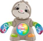 Media Markt FISHER PRICE BlinkiLinkis Faultier, Baby-Spielzeug mit Musik Lernspielzeug, Mehrfarbig