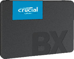 CRUCIAL BX500 Festplatte, 1 TB SSD, 2.5 Zoll, intern