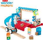 Media Markt FISHER PRICE Wunder Werker Post, Baukasten, Konstruktions-Spielzeug Bausatz, Mehrfarbig