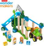 MediaMarkt FISHER PRICE Wunder Werker Recycling Center, Baukasten, Konstruktions-Spielzeug Bausatz, Mehrfarbig